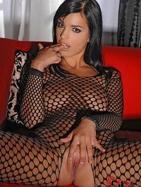 Naomi sexy net bodystocking