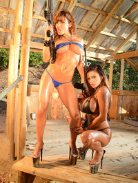 Armie Field & Erika Tabarez