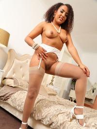 Kayla Takes Off Bra And Panty
