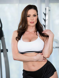 Busty And Sporty MILF Kendra Lust Gets Naked