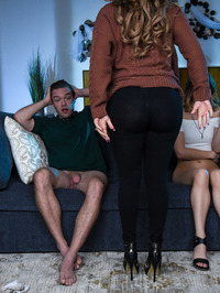 Mind If Stepmom Joins You?