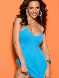 Catalina Cruz Blue Dress