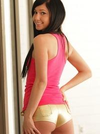 Catie Minx Golden Ass