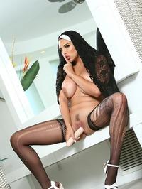 Missy Martinez Big Long Dildo