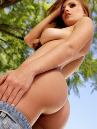 Andie Valentino bikini