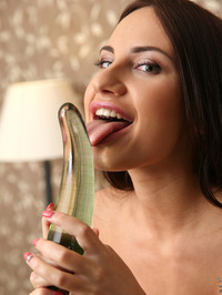 Lana Ray Glass Dildo