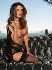 Carlie Christine by Playboy