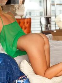 Ciara Price Naked In The Studio