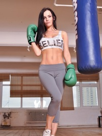Emma Glover Boxing
