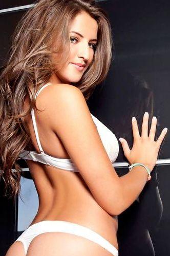 Jessica Workman lingerie