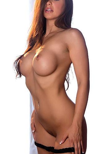 Abigail Mac Round Boobs