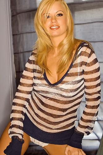 Playmates Lauren Anderson