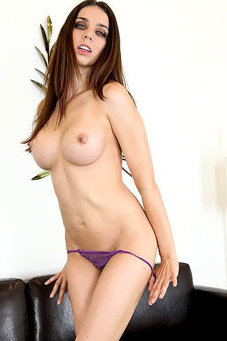 Tiffany Tyler Hot Young Brunette
