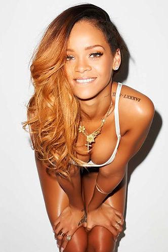 Hot Shots Of Rihanna