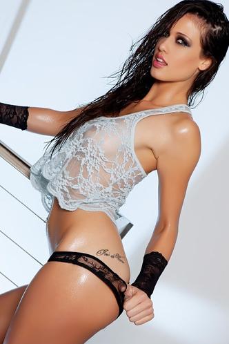 Tiffany Thompson Lace Lingerie
