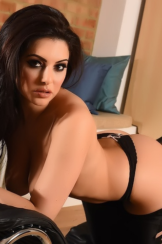 Charlotte Springer Sexy Lingerie
