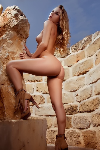 Gorgeous Blonde Natasha