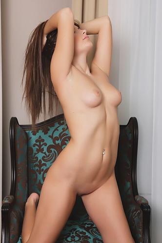 Naked Babe Alexa Day