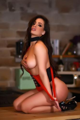 Sexy Naked Women Anastasia Harris