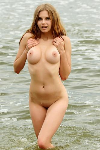 Busty Yuki of the Ukraine