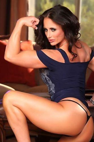 Bodybuilder Nikki Jackson
