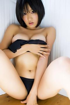 Asami Tada Posing To You