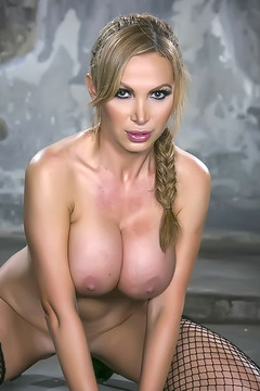 Nikki Benz Stripping
